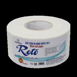Giấy cuộn đa năng Roto700 2in1