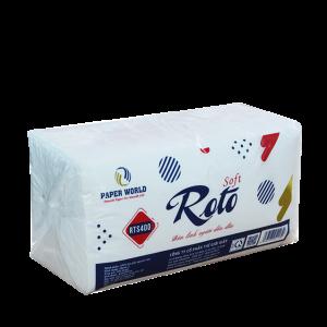Khăn giấy napkin Roto soft400