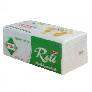 Khăn giấy lau tay Roto eco22-1
