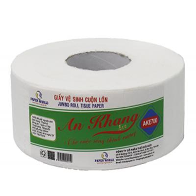 AKE700 - giấy vệ sinh cuộn lớn an khang eco700