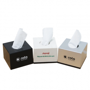 Hộp đựng khăn giấy rút Roto809W